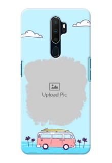 Oppo A5 2020 Mobile Covers Online: Travel & Adventure Design