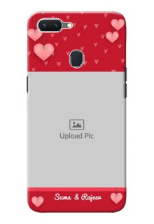 Oppo A5 Mobile Back Covers: Valentines Day Design