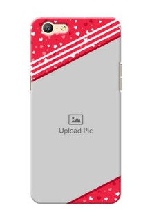 Oppo A57 Valentines Gift Mobile Case Design