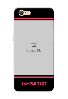 Oppo A57 Photo With Text Mobile Case Design
