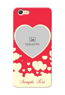 Oppo A57 Love Symbols Mobile Case Design