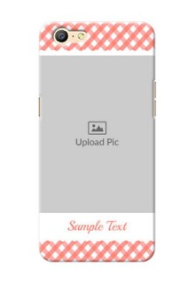 Oppo A57 Pink Pattern Mobile Case Design