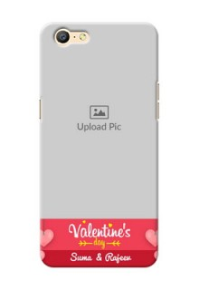 Oppo A57 valentines day couple Design