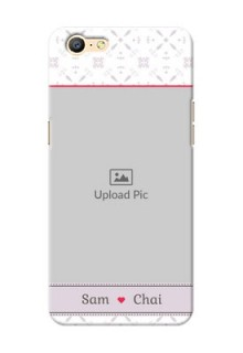 Oppo A57 ethnic seamless pattern  Design