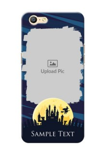 Oppo A57 halloween witch Design