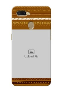 Oppo A5s Mobile Covers: Friends Picture Upload Design
