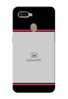 Oppo A7 Mobile Covers With Add Text Design