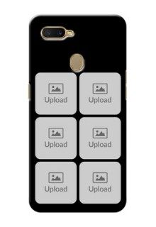 Oppo A7 mobile phone cases: Multiple Pictures Design