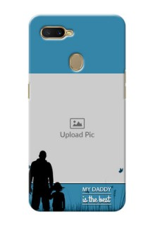 Oppo A7 Personalized Mobile Covers: best dad design