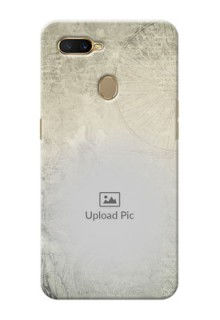 Oppo A7 custom mobile back covers with vintage design