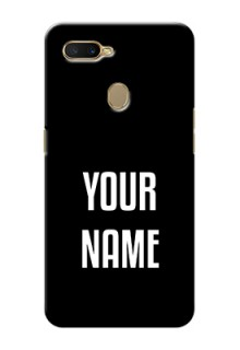 Oppo A7 Your Name on Phone Case