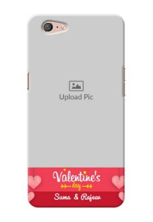 Oppo A71 valentines day couple Design