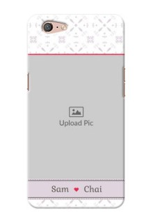 Oppo A71 ethnic seamless pattern  Design Design