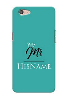 Oppo A71 Custom Phone Case Mr with Name