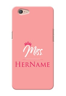 Oppo A71 Custom Phone Case Mrs with Name