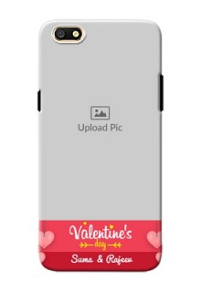 Oppo A77 valentines day couple Design