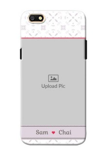 Oppo A77 ethnic seamless pattern  Design