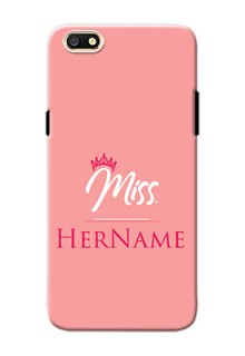 Oppo A77 Custom Phone Case Mrs with Name