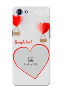 Oppo A83 Love Abstract Mobile Case Design