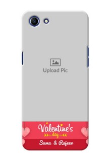 Oppo A83 valentines day couple Design