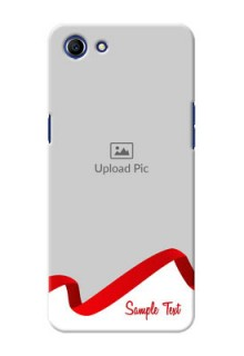Oppo A83 simple ribbon frame Design
