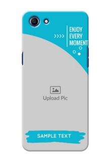 Oppo A83 enjoy every moment Design