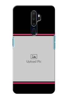 Oppo A9 2020 Mobile Covers With Add Text Design
