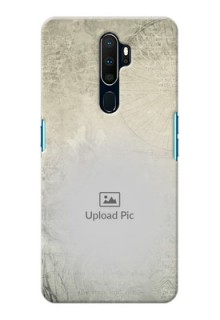 Oppo A9 2020 custom mobile back covers with vintage design