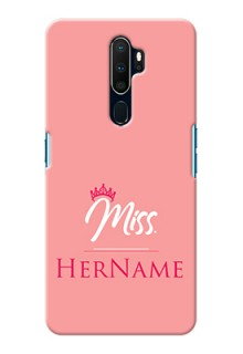 Oppo A9 2020 Custom Phone Case Mrs with Name