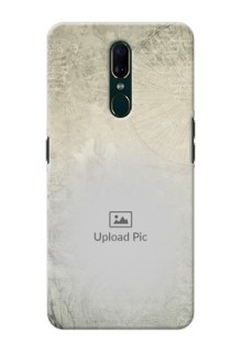 Oppo A9 custom mobile back covers with vintage design