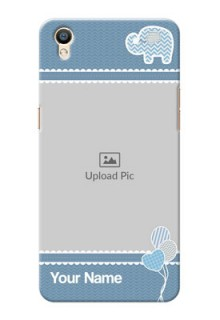 Oppo F1 Plus kids design icons with  simple pattern Design Design