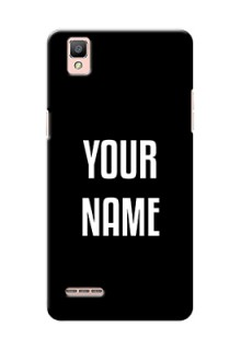 Oppo F1 Your Name on Phone Case