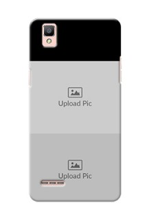 Oppo F1 185 Images on Phone Cover