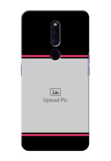 Oppo F11 Pro Mobile Covers With Add Text Design