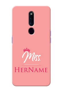 Oppo F11 Pro Custom Phone Case Mrs with Name