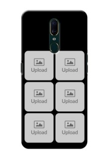 Oppo F11 mobile phone cases: Multiple Pictures Design