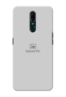 Oppo F11 Custom Mobile Cover: Upload Full Picture Design