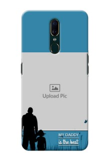 Oppo F11 Personalized Mobile Covers: best dad design