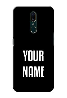 Oppo F11 Your Name on Phone Case