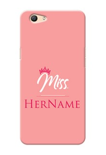 Oppo F1S Custom Phone Case Mrs with Name