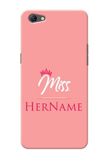 Oppo F3 Plus Custom Phone Case Mrs with Name
