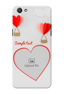 Oppo F3 Love Abstract Mobile Case Design