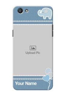 Oppo F3 kids design icons with  simple pattern Design Design