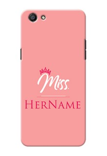 Oppo F3 Custom Phone Case Mrs with Name