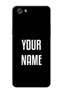 Oppo F3 Your Name on Phone Case