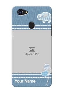 Oppo F5 kids design icons with  simple pattern Design Design
