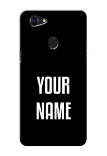Oppo F5 Your Name on Phone Case