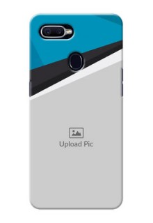 Oppo F9 Simple Pattern Mobile Cover Upload Design