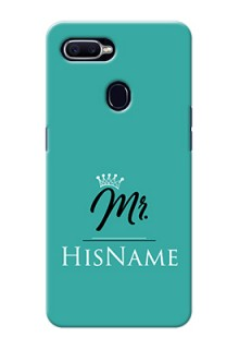 Oppo F9 Custom Phone Case Mr with Name