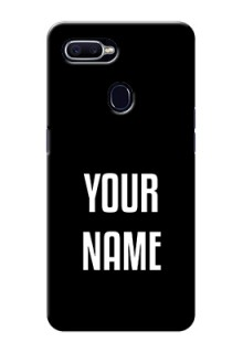 Oppo F9 Your Name on Phone Case